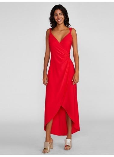 Vekem-Limited Edition Elbise Kırmızı